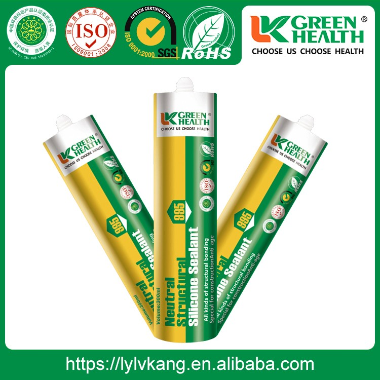 Custom Color Antifungal Structural Silicone Sealant