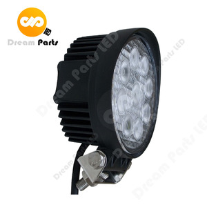 27w led worklight 10v-110v DC for heavy duty engineering machinery vehicle