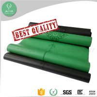 Top quality ultra-grippy double layer polyurethane yoga cushion eco yoga mat