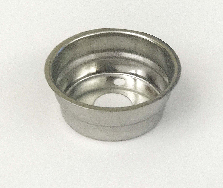 Delonghi Filter Assembly 2 Cup For Delonghi EC610, BAR42E, EC140B, BCO264B, BAR32, BAR42