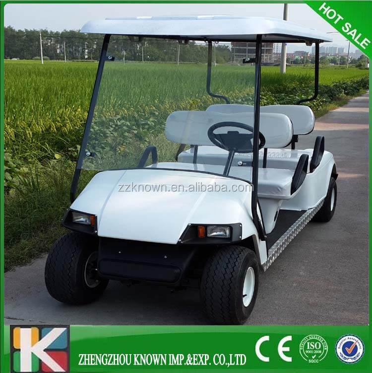 best selling used electric powered golf utility cart for sale with stable design