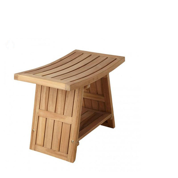 Customized Wooden Toilet Bench - Buy Wooden Shower Bench,Wood Shower ...