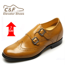 used men dress shoes genuine leather/men dress leather sole shoes