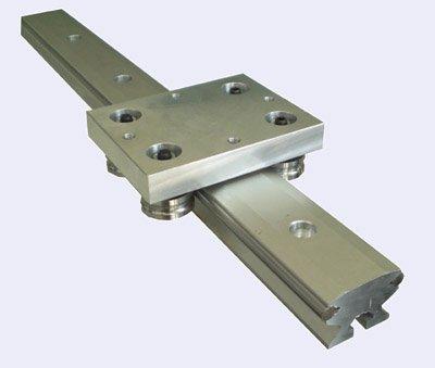 4 6 8 bloco guia perfil arma es de alum nio id do - Guia de aluminio ...