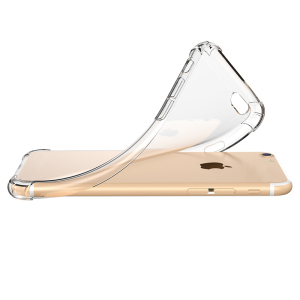 RANVOO Clear Mobile Phone Protection Shell for iPhone 7 and 8