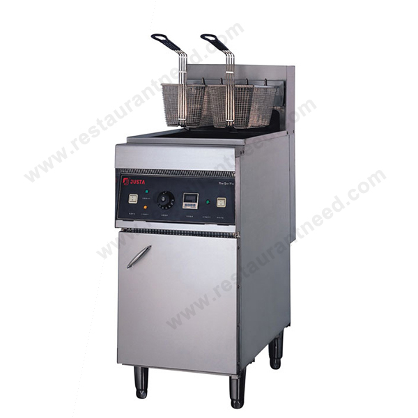 Hot Selling Industrial Electric Ventless Chicken deep fryer machine