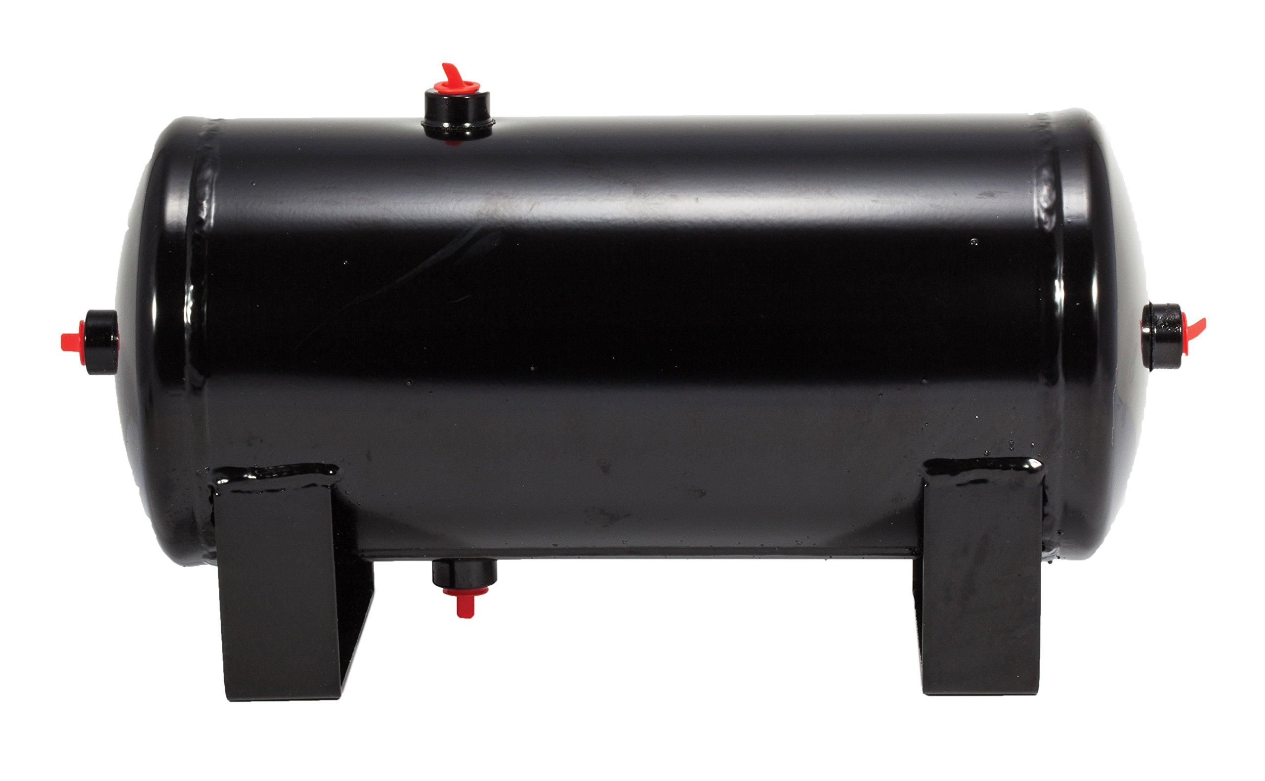 Kleinn Air Horns 6275RT Air Tank - 1.5 Gallon Capacity