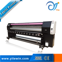 Best Price Industrial Digital Roll to Roll Textile Fabric Inkjet Printer