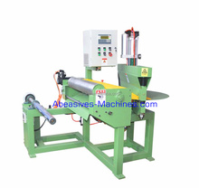Abrasive automatic paper cutting machine