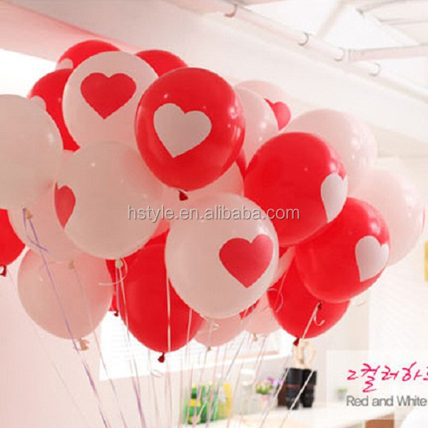 12'' 10'' 12inch 10inch Advertising Promotion Printed Different Size Meet EN71-12 Latex Balloons Party Latex Balloon SBR003
