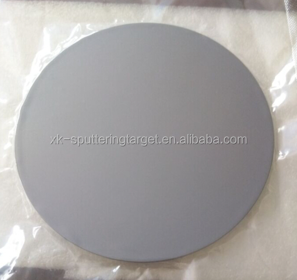 Sputtering target manufacturer high purity 99.999% Silicon target