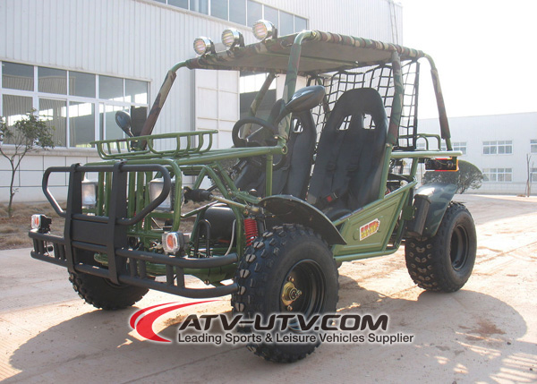 China Made Dune Buggy Two Seat Go Kart