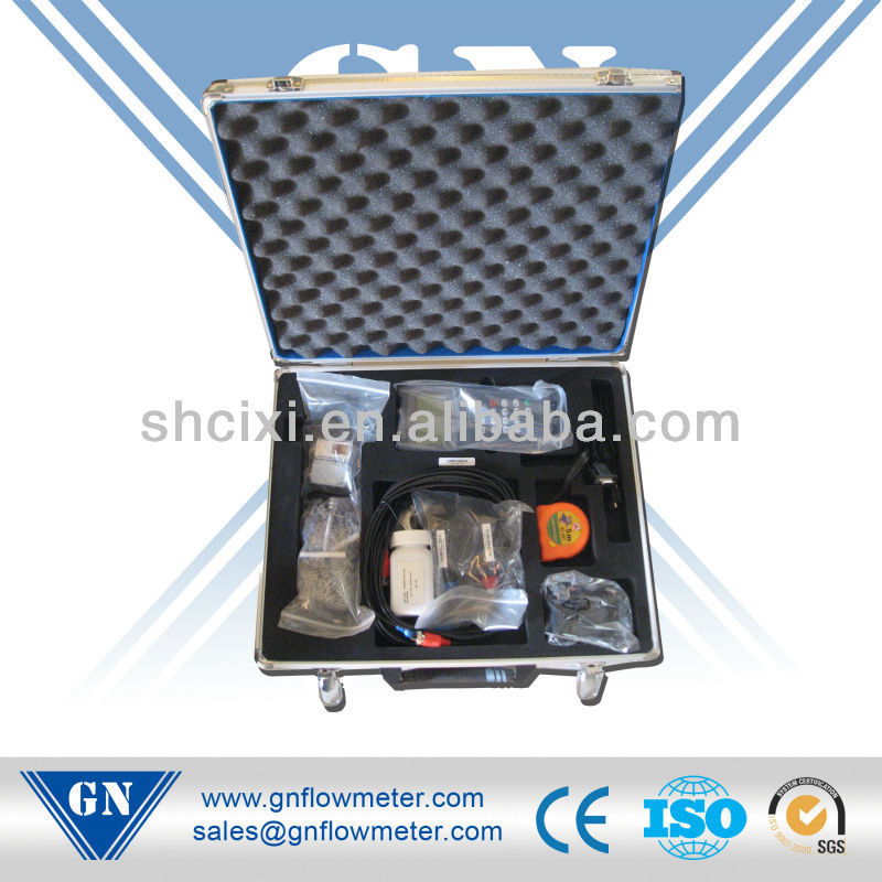 cheap and good quality Hand Hold Ultrasonic Flowmeter/ultrasonic flowmeter/flowmeter