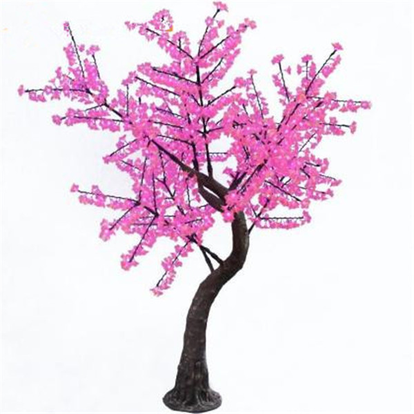 9ft Led Cherry Blossom Tree With Wifi Remote Control Christmas ...