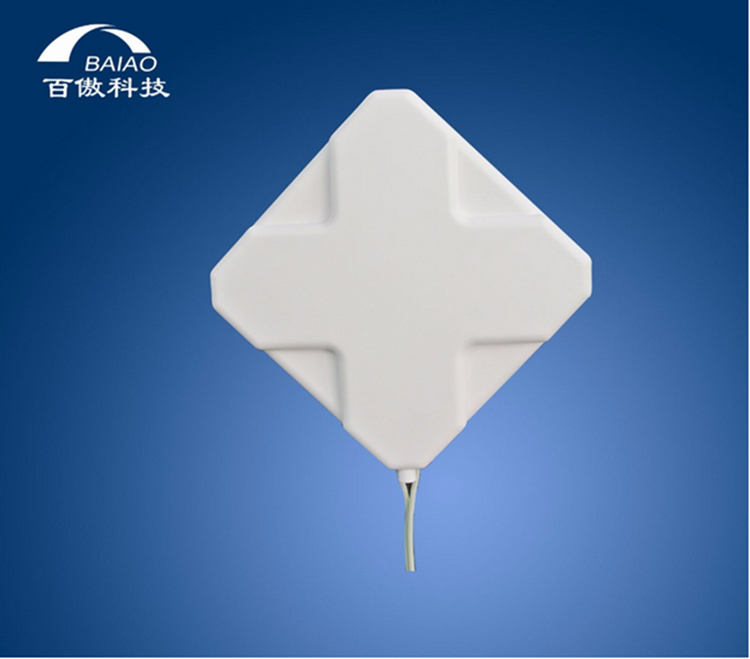 High gain Omni directional GSM/3G/4G LTE panel MIMO <strong>antenna</strong> indoor used