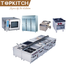 Heavy Duty Stainless Steel Commercial Kitchen Equipment Their Uses for Hotels