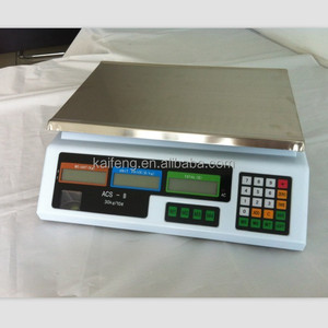 Digital ACS price computing electronic scale ACS-B
