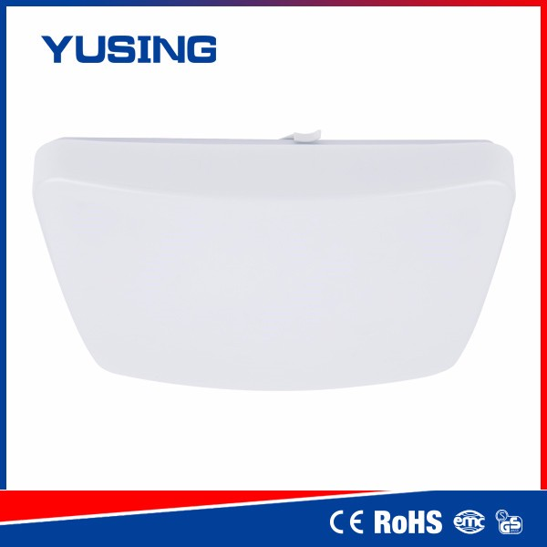 Led Ceiling Flush Mount Motion Sensor Light Fixtures With UL