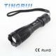 Timely service bright shock resistant commercial electric led flashlight