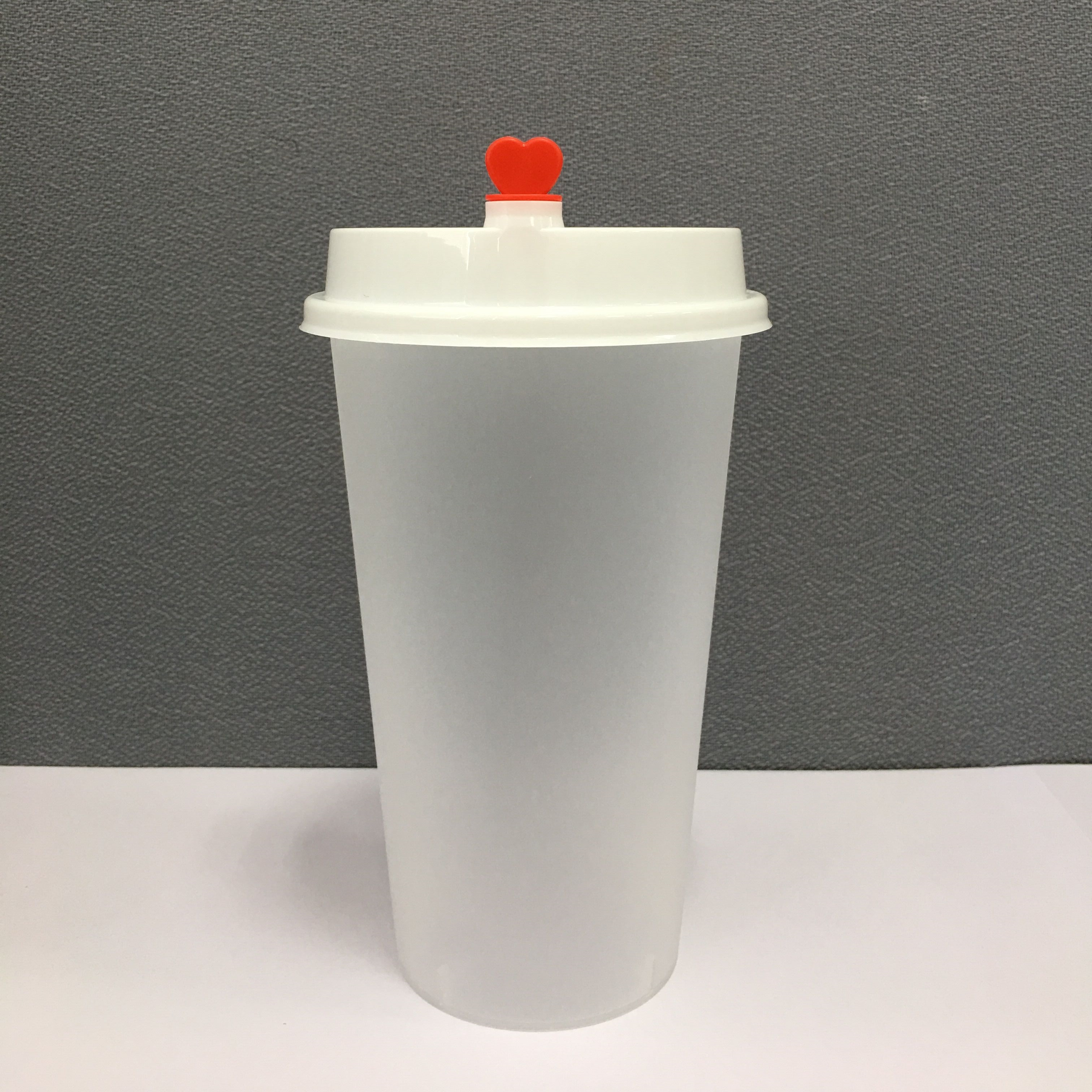 Injection PP disposable cup 500ml