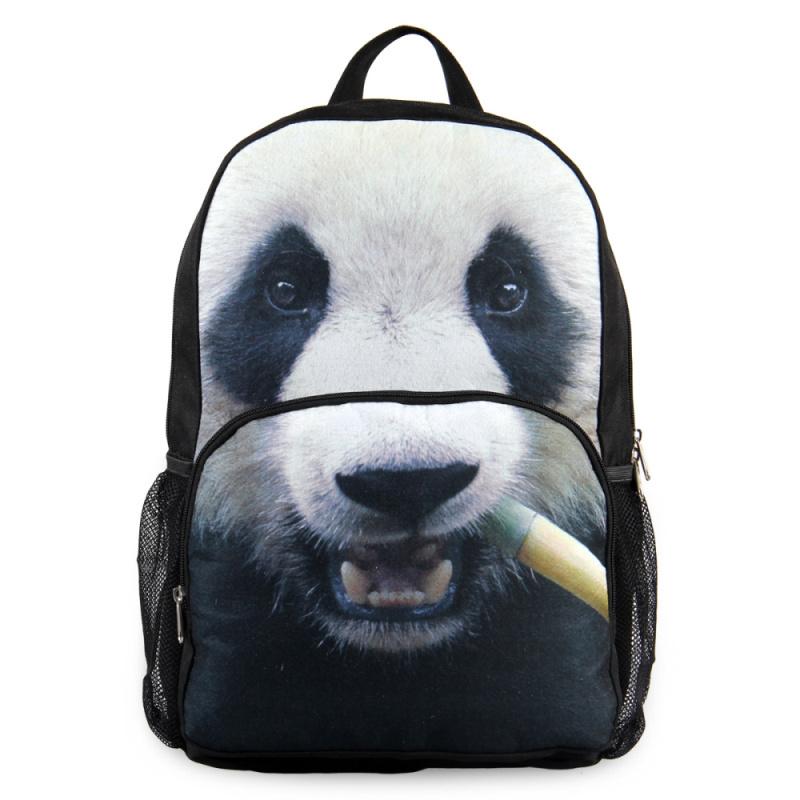 7675062536 Get Quotations · VEEVAN Animal School Backpacks Tiger Horse Backpacks Child  Outdoor Backpack 3D Animal Shoulders Bag Backpacks To