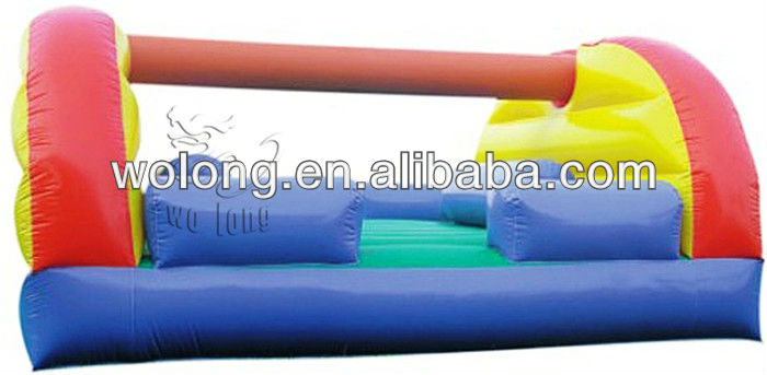 Funny Inflatable Pillow Battle/the inflatable sport games/toys