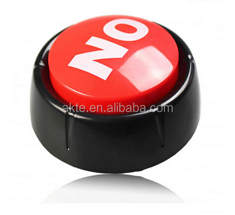 Printing Custom Large Easy Sound Module Push Button For Gift With Custom Sound