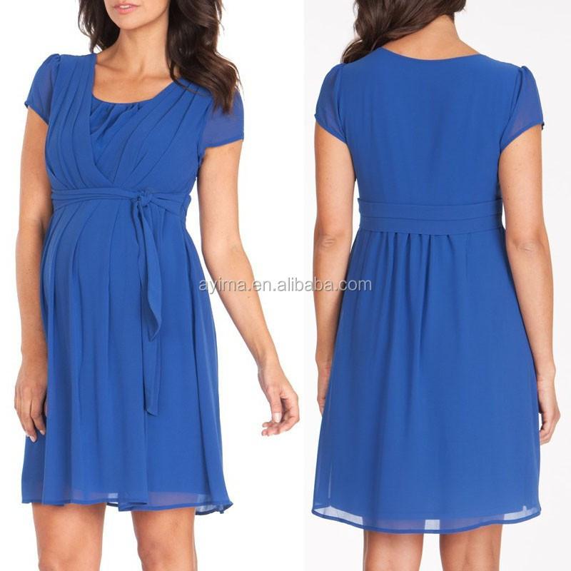 Office Dress for Pregnant Women