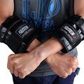 Brand sport Adjustable Hand legging Wrist Weights Sandbag training equipment 1 3kg Weight For Hands MMA