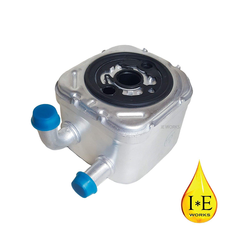 New Engine Oil Cooler Audi Volkswagen Skoda 2.5 Tdi 059117021B A4 A6 A8 SUPERB