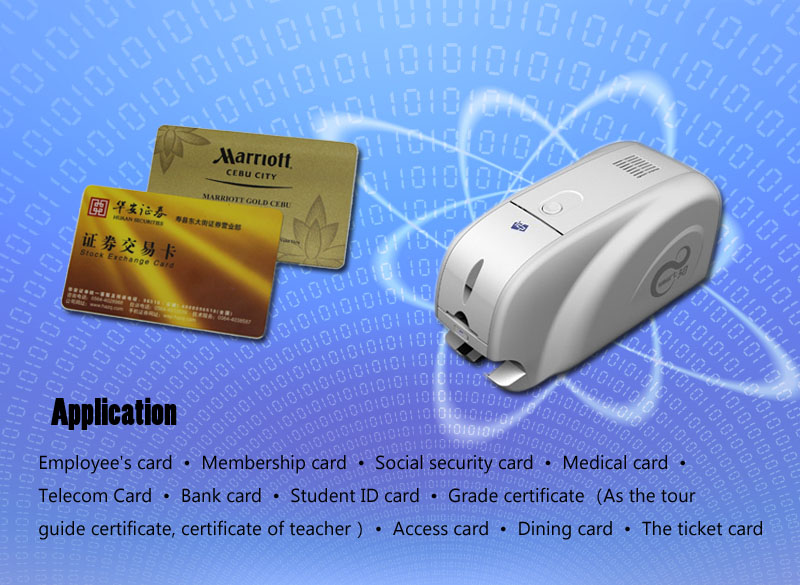 IDP Smart 30S Single-Sided ID Card Printer