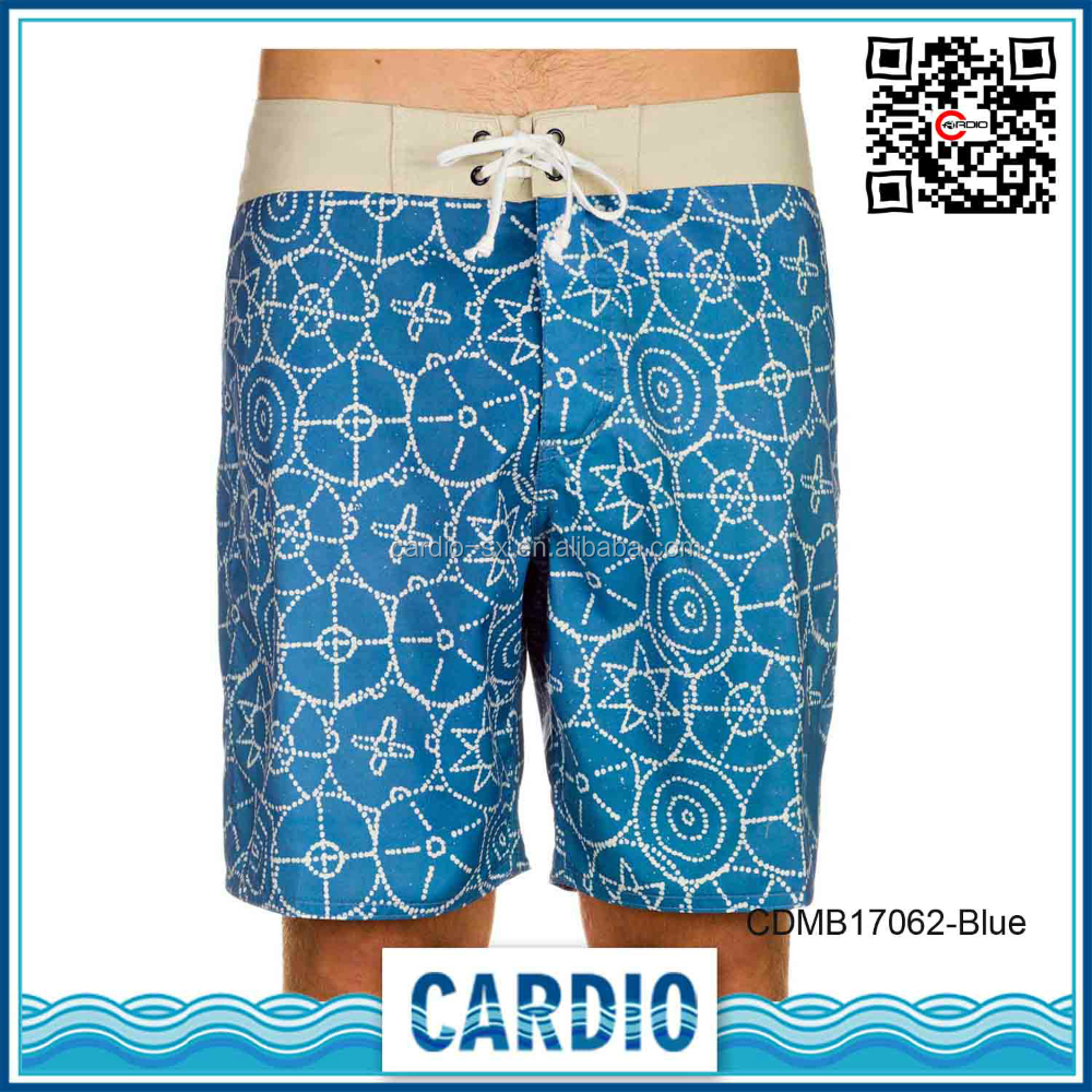 Spain fashion mens bermuda surfers shorts