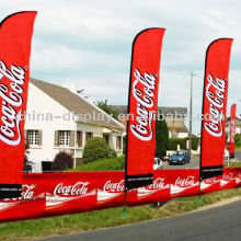 different types of portable advertising flags and banners buy