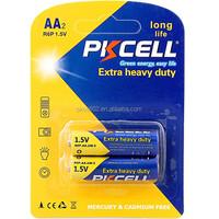 Mercury Free extra heavy duty Battery 1.5V R6P/ AA/ UM-3