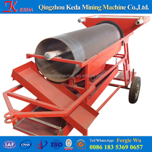 Small Scale Gold mining machine