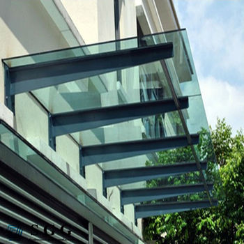 Excellent Quality Laminated Glass Canopy Price Buy
