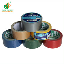 Duct Tape With Rubber Adhesive Provide Good Holding Power