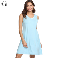 Cheap Sleeveless Nighties Women 6c86cbb60