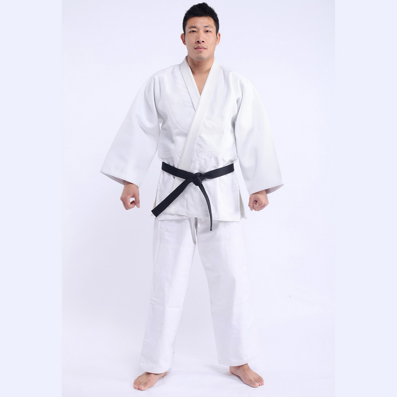 2017 Amazon hot sale 100% cotton pearl weave judo gi