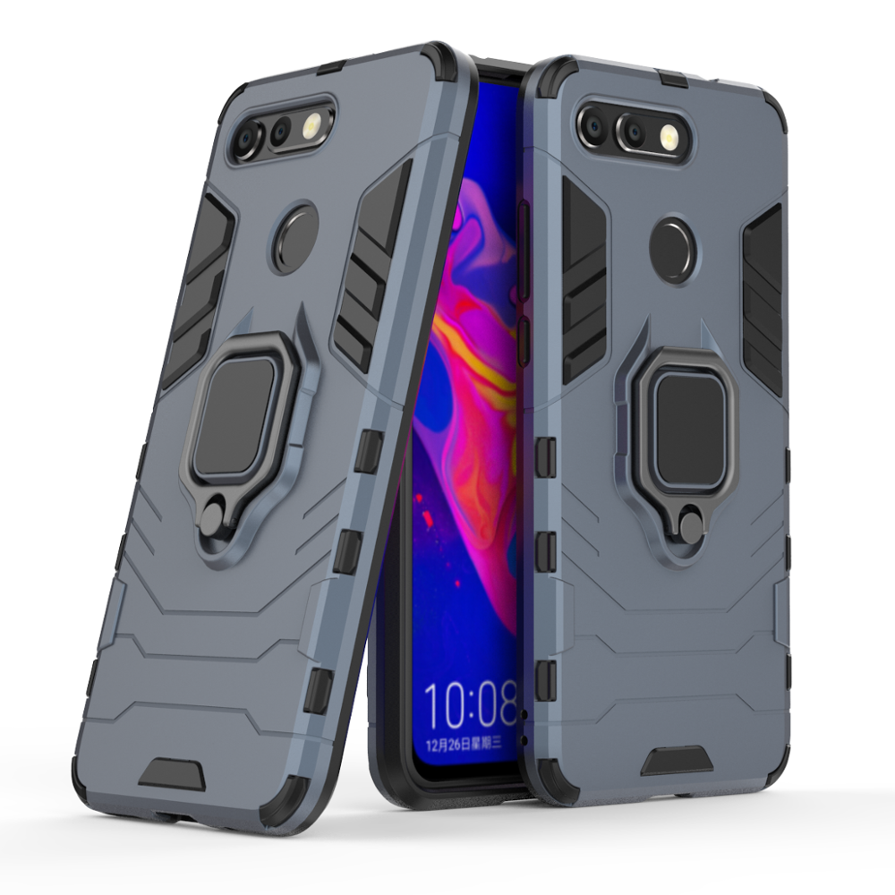 Wholesale Shockproof Hybrid Mobile <strong>Phone</strong> Hard Back Cover for Huawei Honor <strong>V20</strong> Case