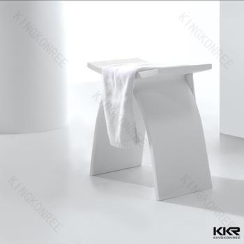 Einzigartige Design Badezimmer Dusche Hocker Fur Handtuch Hing Buy