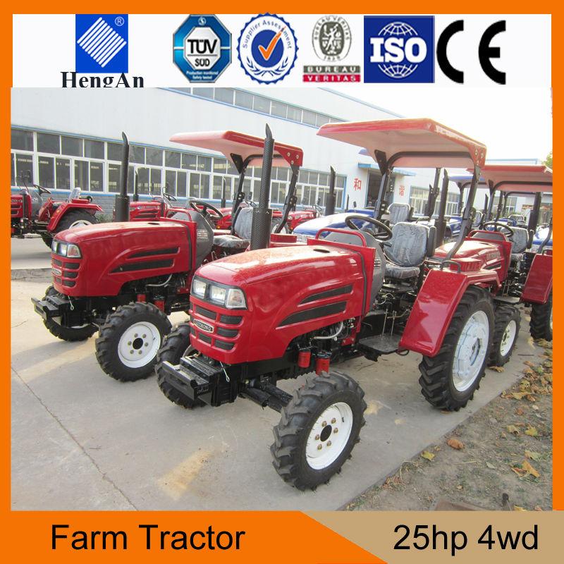 6 Wheel Drive Tractor : Hp wheel drive small garden tractor buy