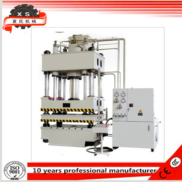 Rubber Compression Molding Hydraulic press hydraulic sheet drawing press YT28