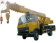 Small Pickup Jib Boom 10 ton Mini Mobile Truck Crane