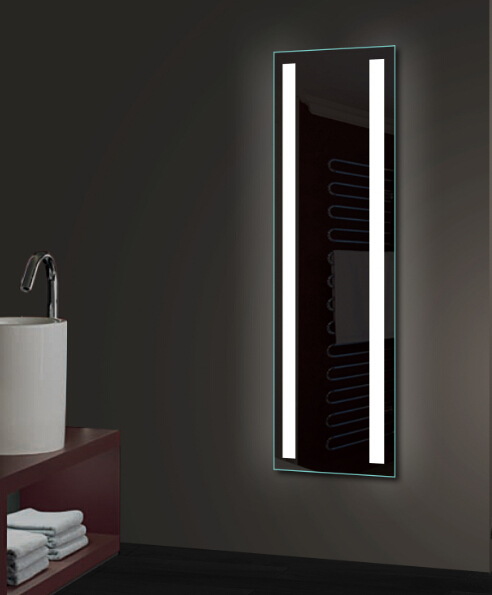 Hotel Project Bathroom Mirror With Led Light Full Length