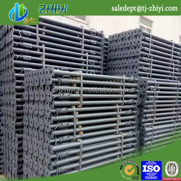 construction material middle east construction machinery props made in China
