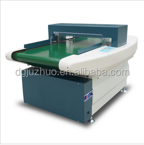 Customized food irradiation machine/metal detector for food JZD-22