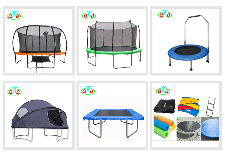finely processed entertainment center trampolines with foam pit for sale gymnastic/trampoline pit cubes/blocks pit foam blocks