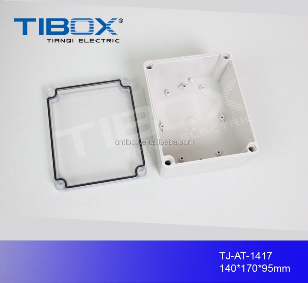 2014 TIBOX high quality hot sale Plug Enclosure With CE Certification / IP66 box