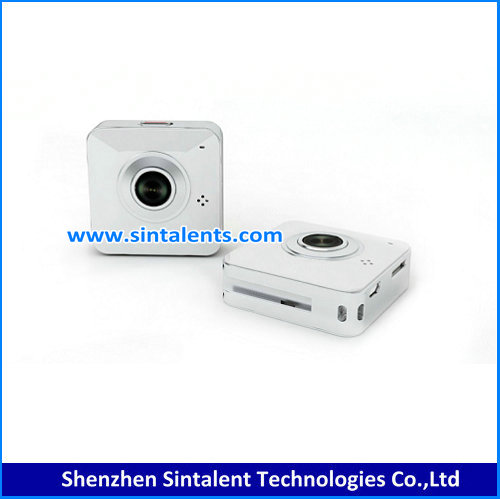 hot selling Smart full hd Mini Cube Indoor WiFi ip camera